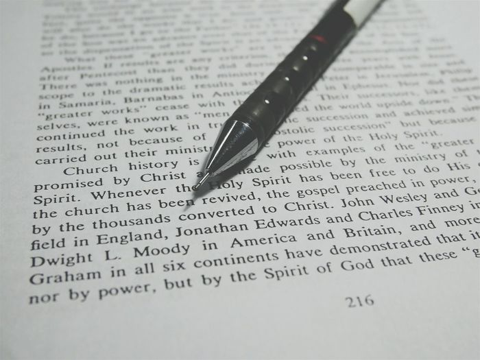 homework Pen Paper Text Handwriting  Fountain Pen Black Color Nib Indoors  Close-up Education Business Ink No People Day Homework Stady Bible Theology
