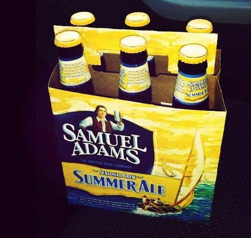 Beers Samuel Adams why not