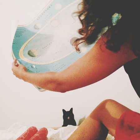 Astrology and Cat