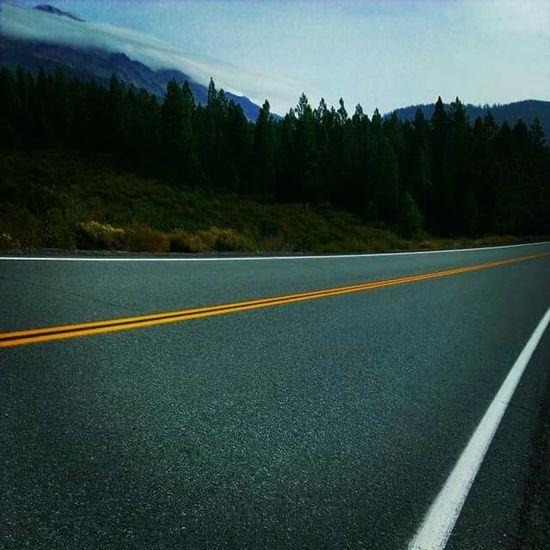 On The Road Mt. Shasta Shasta Mountain Mount Shasta Mountain_collection Shasta ❤ Mountain Road