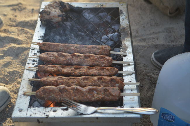 Close-up Day Focus On Foreground Kabab Mammal No People Outdoors Roasted Well Done  The Culture Of The Holidays Beautifully Organized