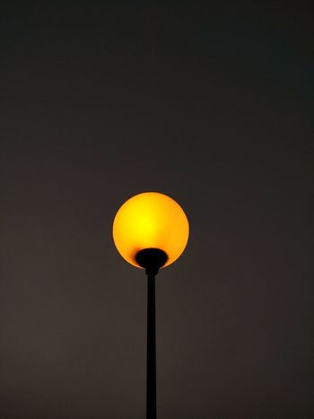 No People Yellow Black Background Outdoors Sky Night Nightphotography Lamp Post Nightshot Delhi EyeEmNewHere AI Now EyeEm Ready