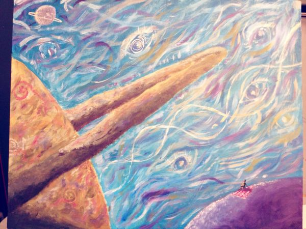 Painting The Universe Art