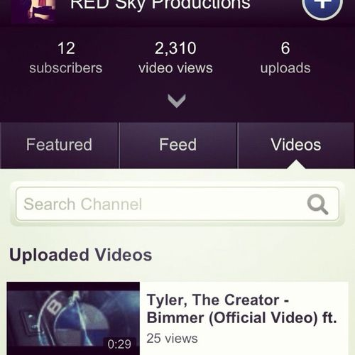 CHECOUT MY YOUTUBE CHANNEL!!!