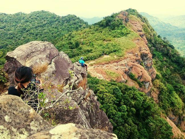 Feel The Journey Photograping A Photographer Eyeem Philippines Eyeembatangas EyeEm Nature Lover EyeEm Best Shots Mt Pico De Loro Cavite, Philippines
