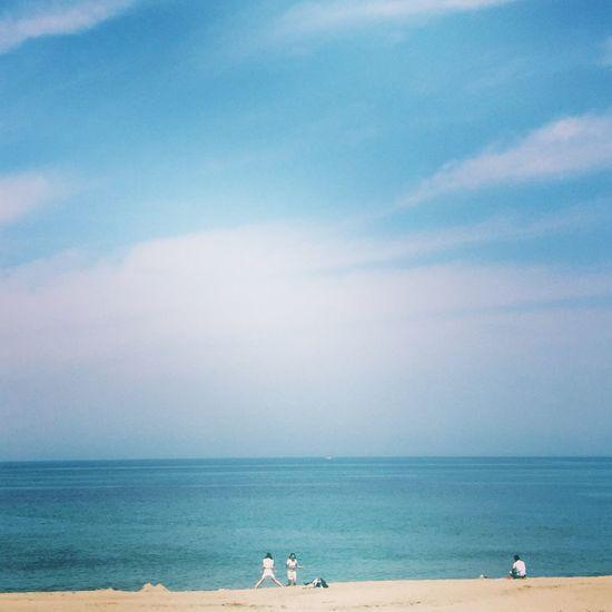 青春の海 Sea Sky Youth Summer