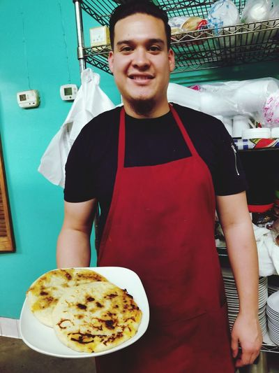 pupusas locas Food Stories Food Indoors  Portrait Ready-to-eat
