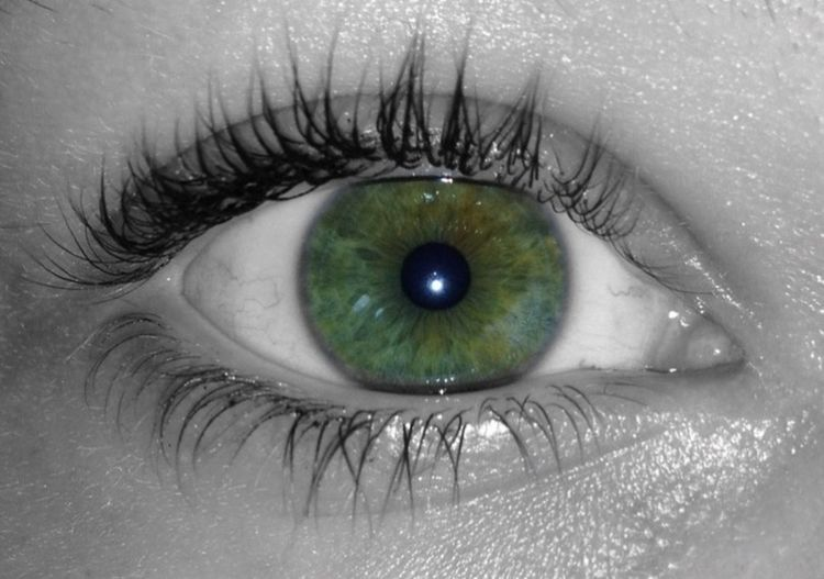 #eye #my #blac #nice #beautilful #green #pick #love #it #sun