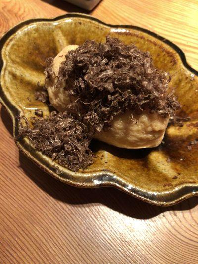 Eat Azabujuban Azabujuban Inarisushi With Truffle Indoors  No People Alternative Medicine Close-up Studio Shot Herbal Medicine Food