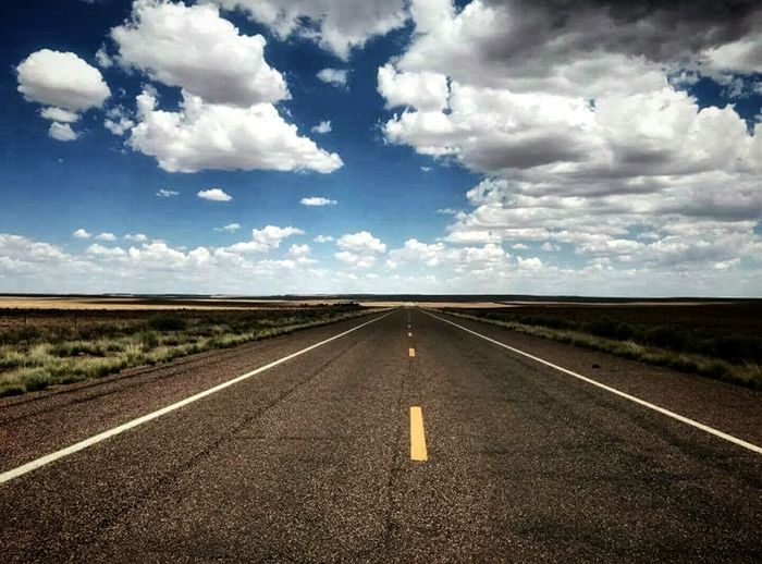 Road The Way Forward Journey Travel Travel Destinations Landscape Nature Outdoors Cloud - Sky Scenics No People Beauty In Nature Eyeemtraveler✌