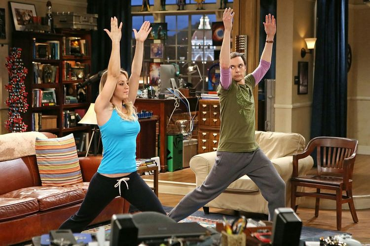 One of my most favorite episode of The Big Bang Theory  Season07episode13 The Occupation Recalibration My Hobby To My Friends That Connect Laisure Fun Times