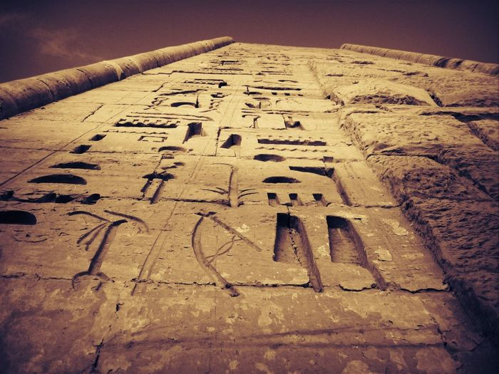 Eternal wisdom History The Past Text No People Ancient Ancient Civilization Close-up Hieroglyphs Ancient Egyptian Egyptology Luxor, Egypt Egypt Ancient Egyptian Hieroglyphs Tadaa Community Eye4photography  Looking Up Medinet Habu