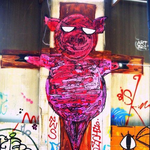 Streetart Mov Art322