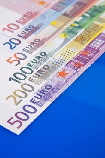 Various euro