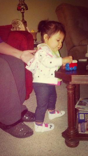 Baby Abbey :)