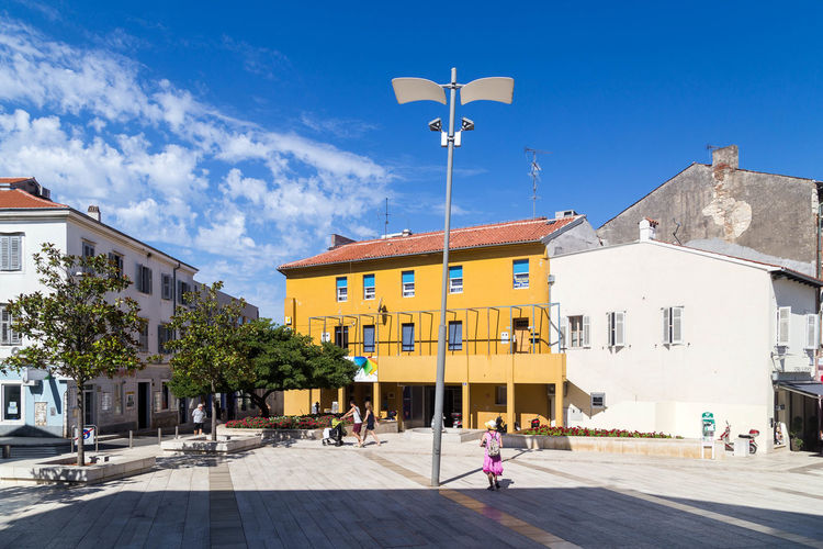 Poreč town square... Croatia Croatian Architecture Holiday People Watching Porec, Croatia Shade Summertime Travel Architecture Building Building Exterior Built Structure City Croatian City Croatian Town People Porec Shadow Street Sunlight Town Town Square Vacation Visit Croatia Walking