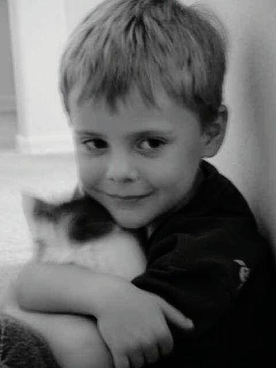 Kitten Child