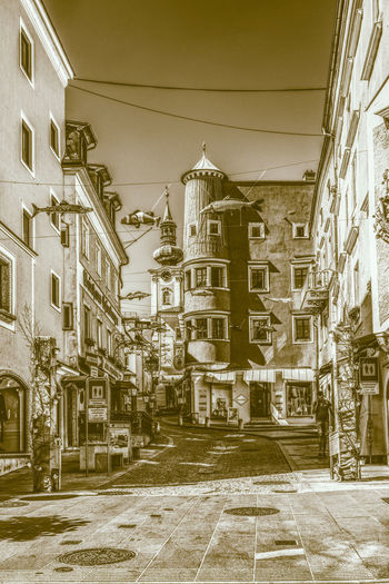 Art is Everywhere ArtWork Gmunden Alley Architectural Column Architecture Belief Building Building Exterior Built Structure City Day Digital Art Direction Eyeemgermany History Nature Old Ornate Outdoors Religion Residential District Spirituality Street The Past