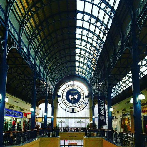 Longines Galeriasinsurgentes Cdmx Mexico Clock Mall