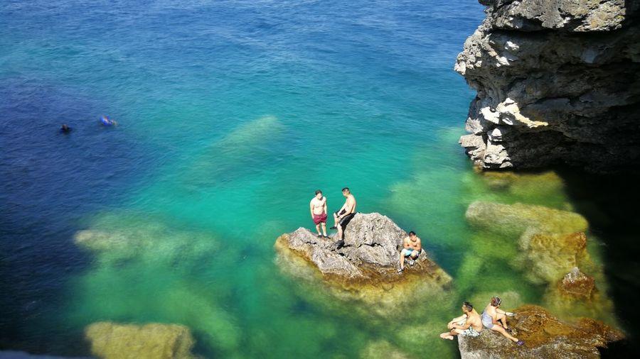 Grotto Rock -