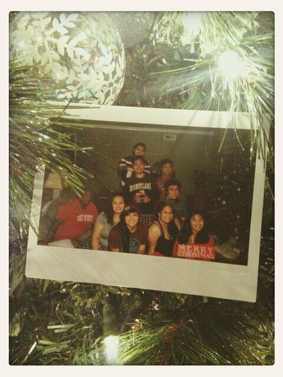 my fam is da cool ones Family MerryChristmas Christmastree