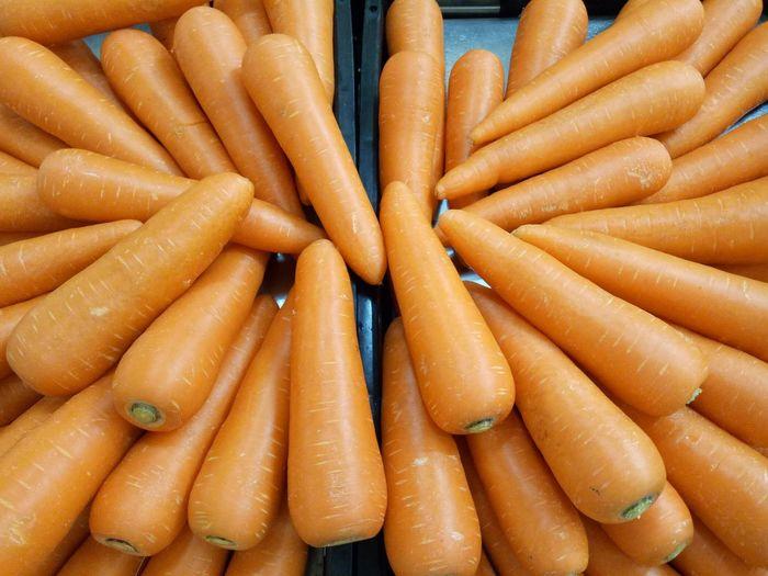 Full frame shot of vegetables at market