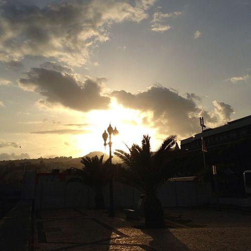 Walking around #Funchal #Madeira #sunset #nofilter Sunset Madeira Nofilter Funchal