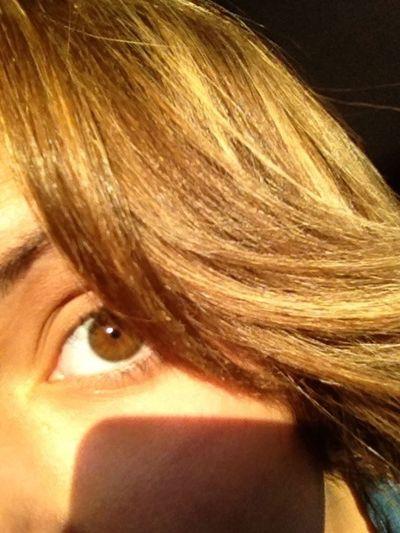 My Eye And My Hair
