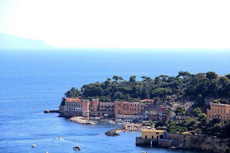 Napoli Naples Mare Tirreno Cielo Qiell Albero Edifici Sea Sky Beautiful Italy