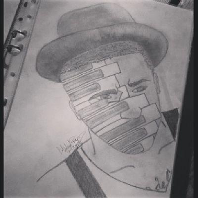 Selfportrait Sketchbybrown