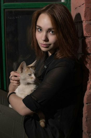 Portrait Girl Moscow, Москва Red October Galoyanfoto The Portraitist - 2015 EyeEm Awards