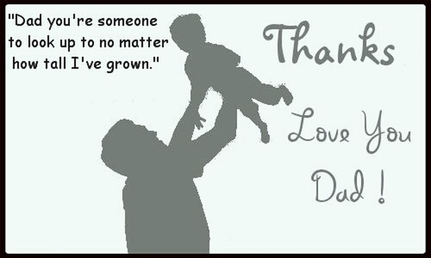 happy fathers day AYAH. we love you. kiss & hug for you :* Fathers & Daughters