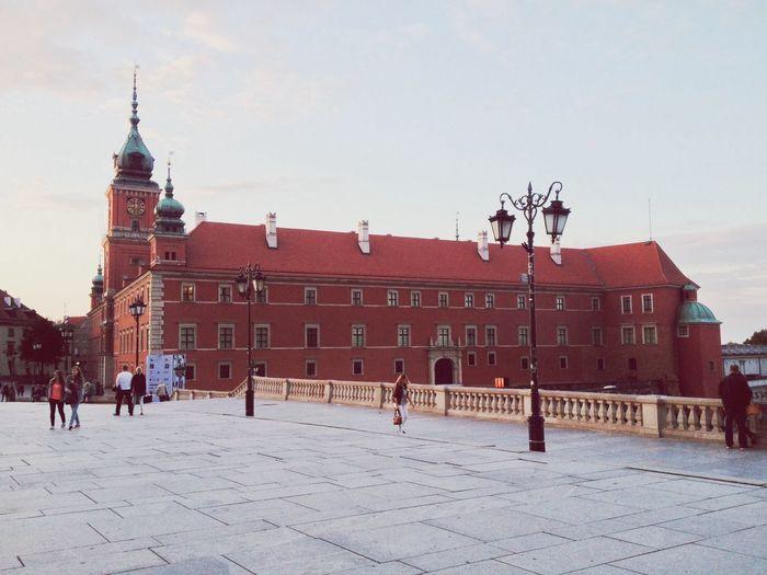 The Architect - 2014 EyeEm Awards Walkin Around Historic Building Warsaw