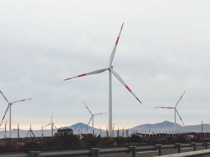 Buena energía! Energy Limpia Gigantes Norte Viaje Express