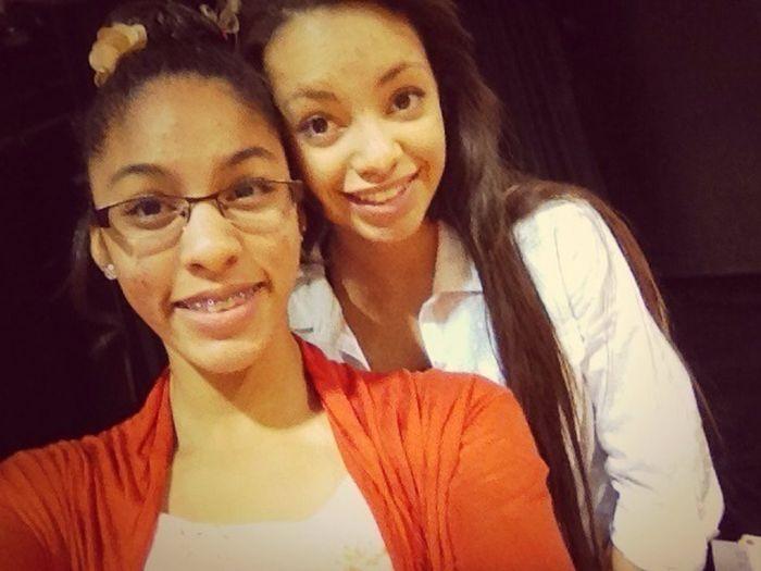 My widdo sister ❤