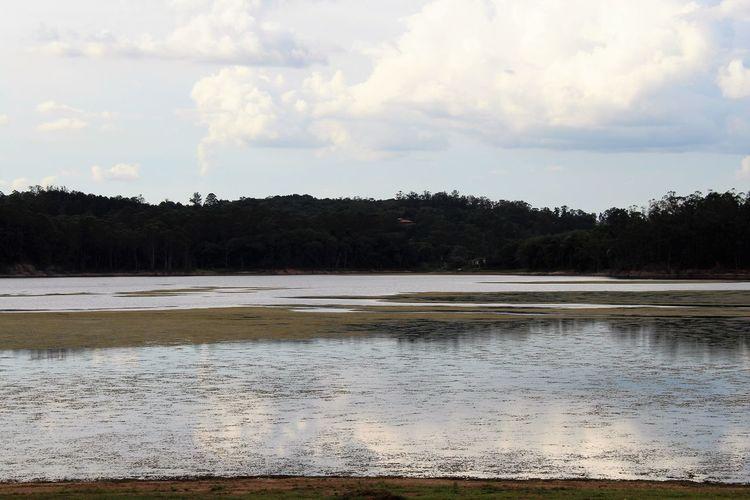 Water Lake Beach Sky Landscape