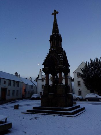 Check This Out Streetphotography Dunkeld DunkeldCountryEstate Snow Scenery Shots Moon Moonlight ♥