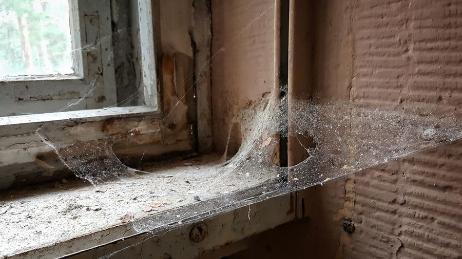 AntiM Need For Renovation Abandoned Age Aged Beauty Architecture Close-up Day History Architecture History Building Indoors  No People Old Buildings Old Ruin Renovation Project Spider Web Time Water Window Window Sill Indoors  The Photojournalist - 2018 EyeEm Awards The Still Life Photographer - 2018 EyeEm Awards