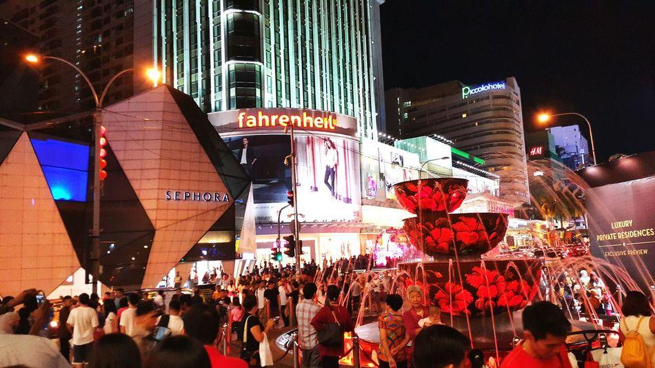 Under Pressure Saturday Night Fever All Night Long StarHill Kuala Lumpur