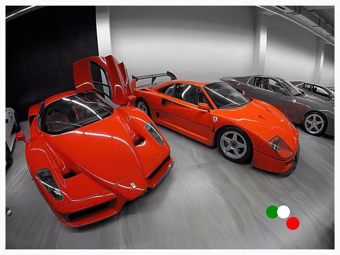 Taking Photos Ferrari Enzo F40 Hello World Car Cars Limitededition Vehicle Köln