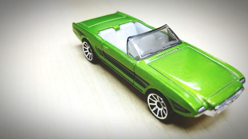 Mint Green Green Color Studio Shot Still Life No People Single Object High Angle View Toy Car Close-up Toy Car