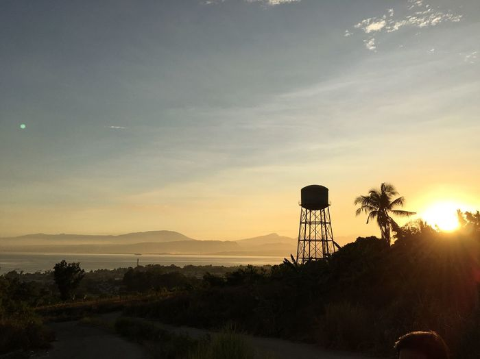 The Morning Rush Sunrise