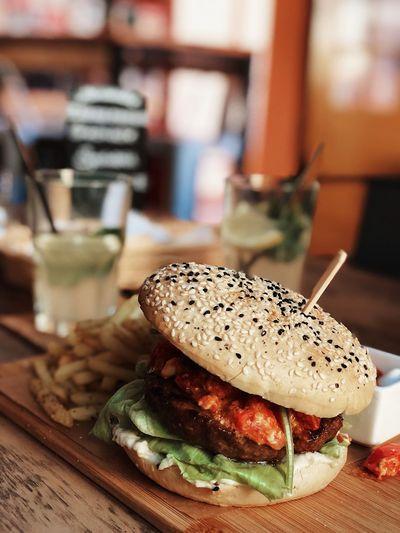 Burger Foodie