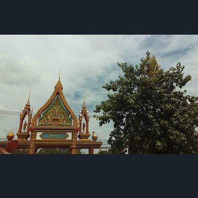 Morning Temple Thaiart Thaionly