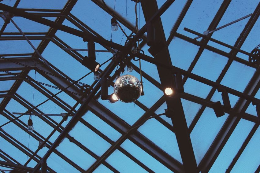 The Architect - 2017 EyeEm Awards Soft1 Disco Ball Indoors  Ceiling Day Glass