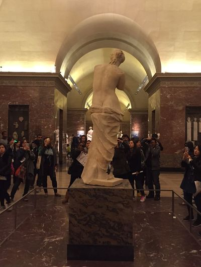 Venus de Milo Venus De Milo Louvre Paris France