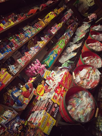 Candy Rows Of Things Store Retro Iphonephotography IPhone IPhoneography Candy_cam Stores Food Foodporn Colors Of Carnival