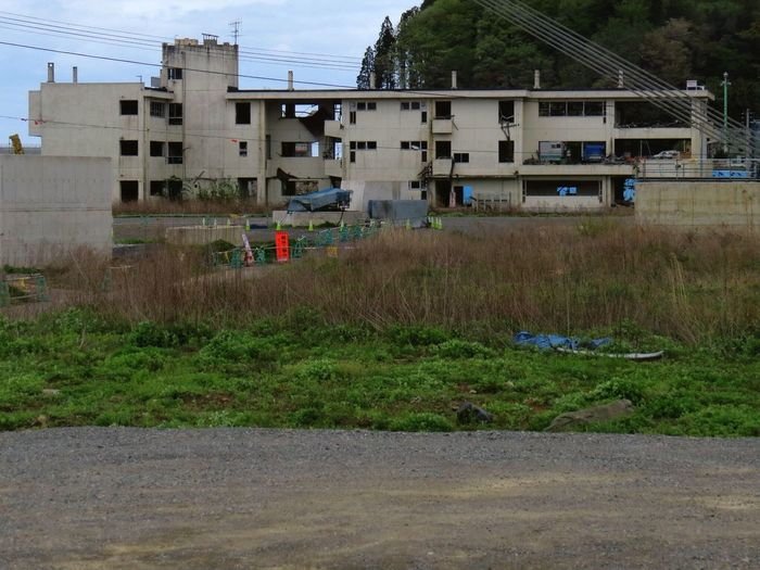 Japan Iwate Oofunato - Kesennuma Travel Photography Travel Destinations Built Structure Destruction TUNAMI After the tsunami-2016.05.