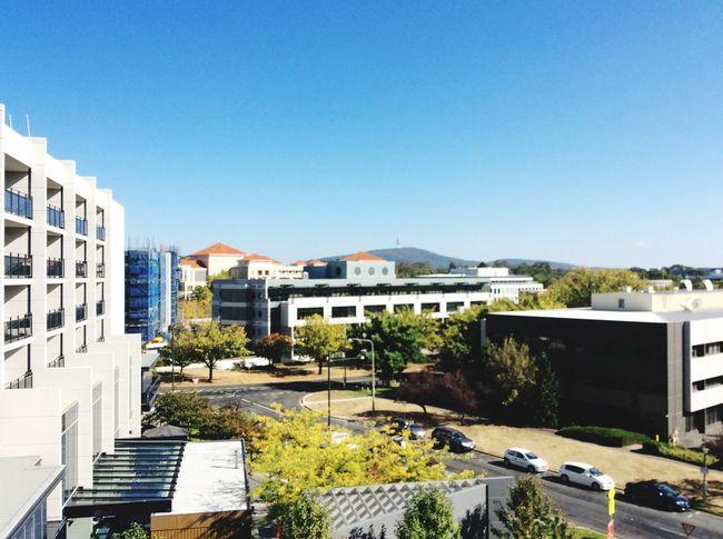 View Canberra Black Mountain Taking Photos Architecture Streetscape Autumn Is Coming Australia
