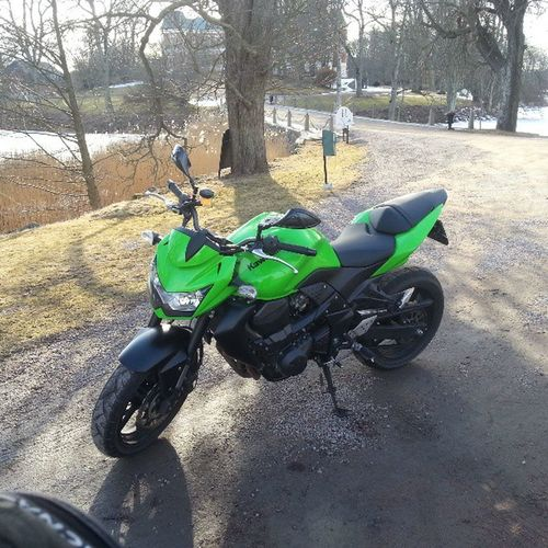 Häckeberga Slott! En riktigt fin kväll :) Kawasaki Z750  Spring Sweden